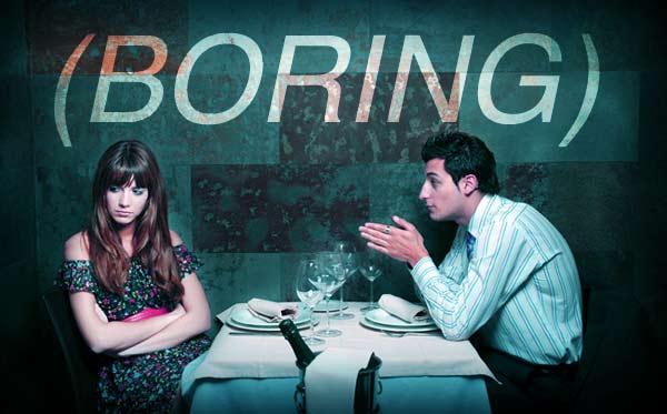 The Secret to Stop Boring Dates