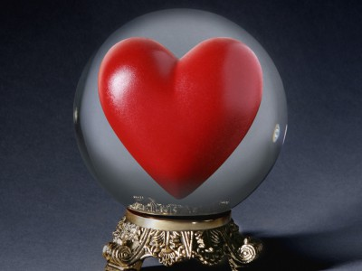 Would a Crystal Ball Make Love Easier?