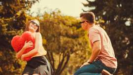 get a guy to fall in love with you