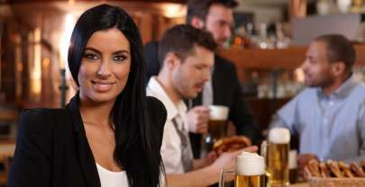 10 Sure Ways to Charm A Man From Across The Room