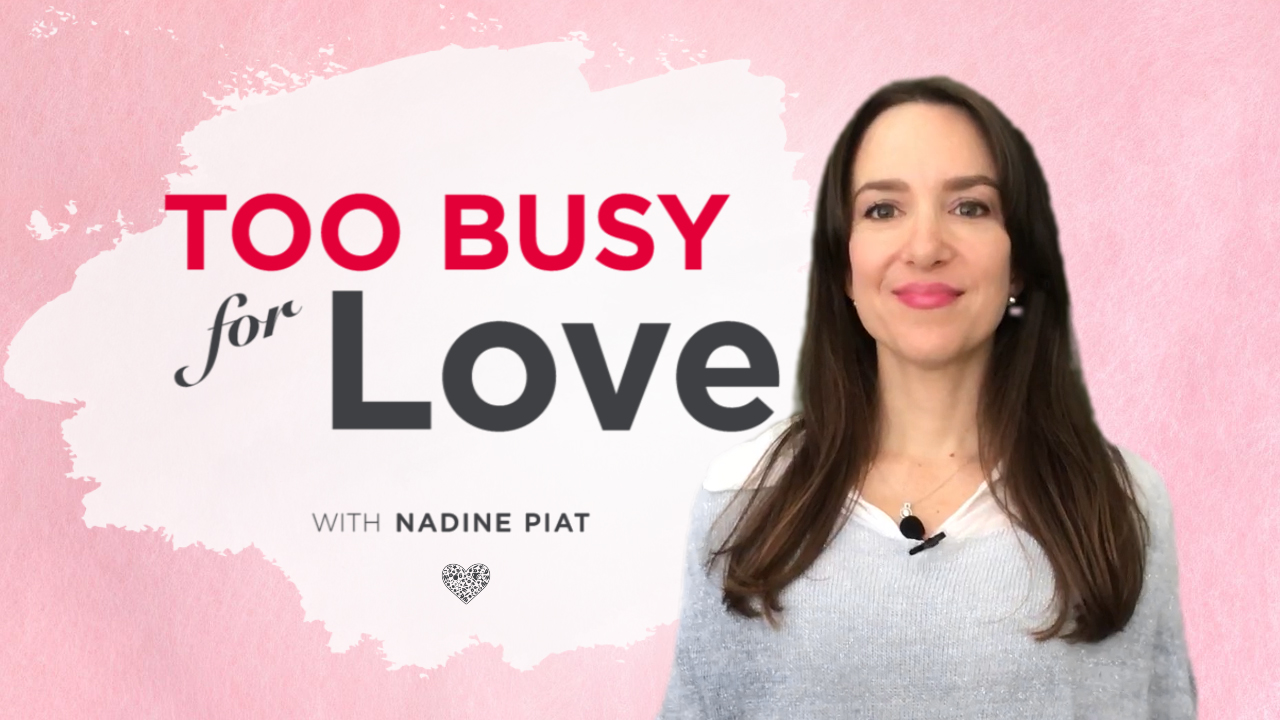 Too Busy For Love