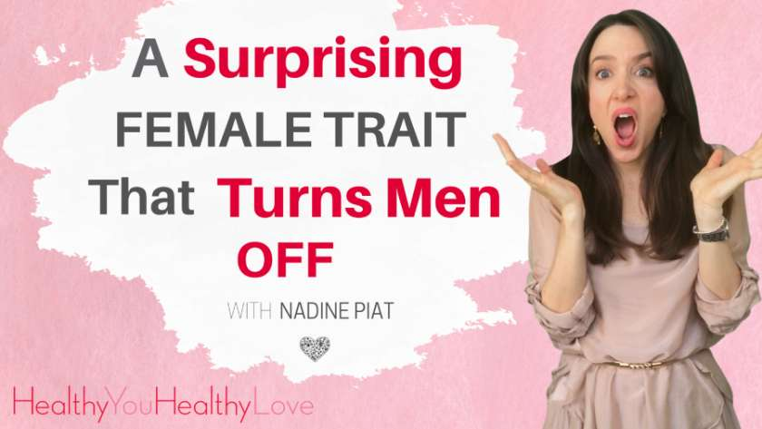 A Surprising Female Trait That Turns Men Off