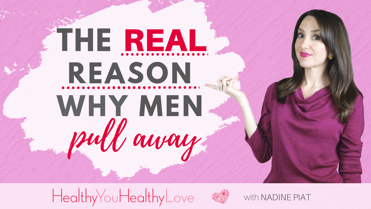 Why Men Pull Away… The Real Reason