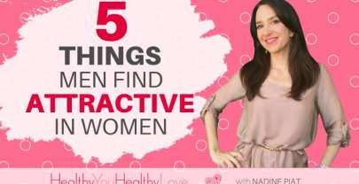 5 Things Men Find Attractive in Women